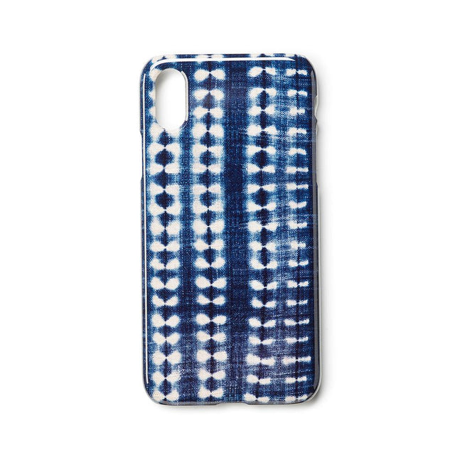 Dark Vines Indigo - iPhone X Case Travel Accessories St. Frank