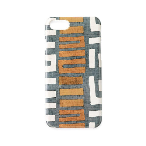 Amber Kuba Cloth - iPhone 7/8 Case