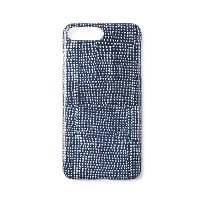 Arrows Indigo - iPhone 8 Plus Case Travel Accessories St. Frank