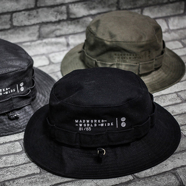 Madworks : MILITARY BUCKET - Oldskullstore - 1