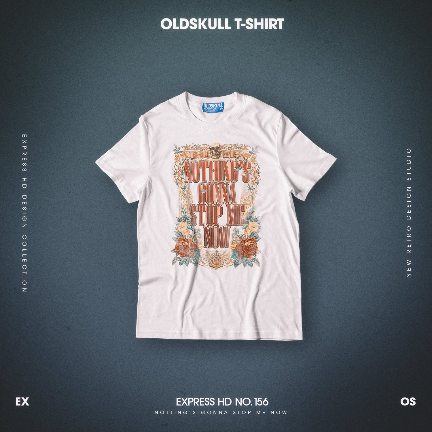 0b4a4a45 Oldskull t-shirt store, t-shirt for everyday wear, online selected