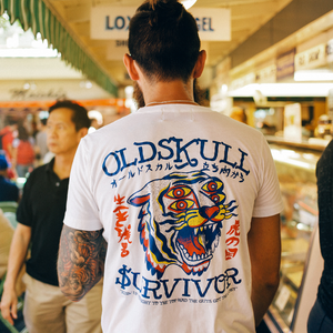 OLDSKULL : EYES OF TIGER