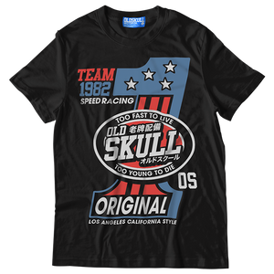 OS Team'82 Racing.01 - Oldskullstore - 3
