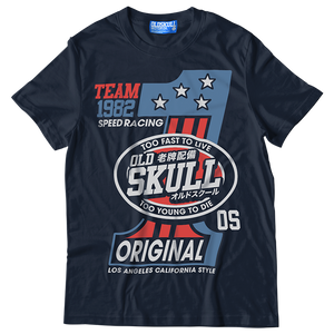 OS Team'82 Racing.01 - Oldskullstore - 1