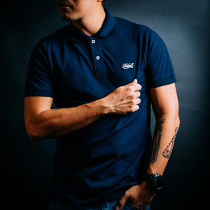 Polo : Navy Blue