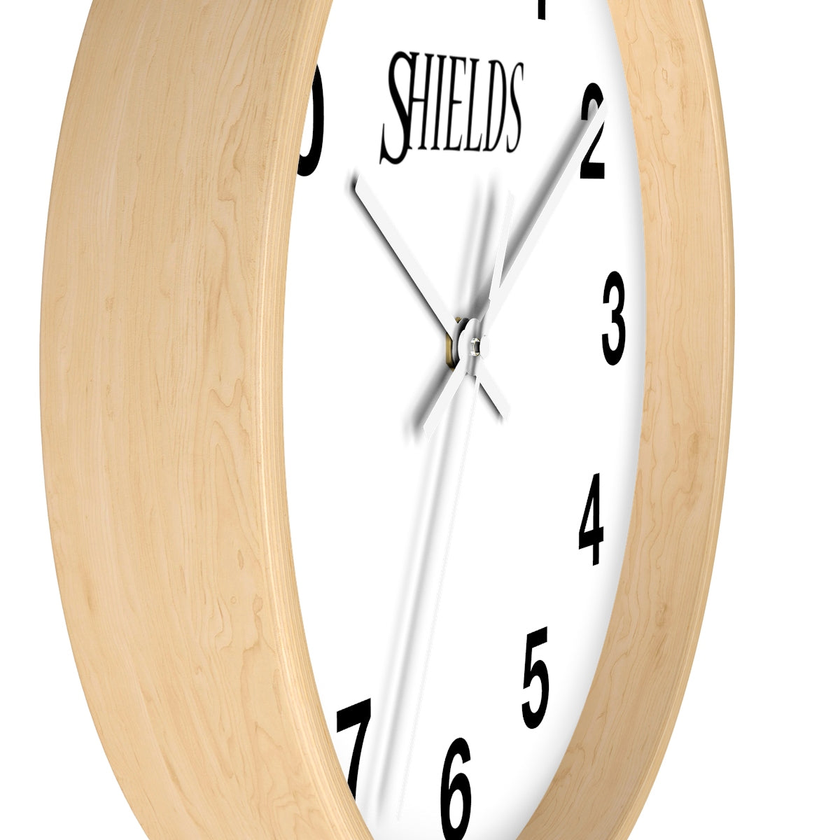 Shields Wall Clock - Shields Watch Company