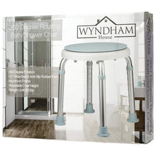 Load image into Gallery viewer, Wyndham House 360 Degree Rotating Bath/Shower Chair