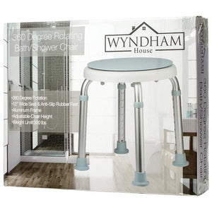 Wyndham House 360 Degree Rotating Bath/Shower Chair