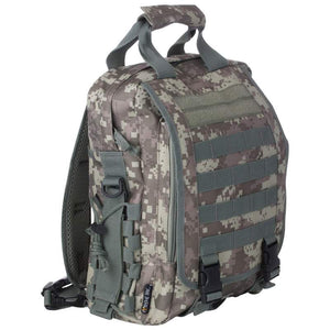 Extreme Pak™ Digital Camo Water-Resistant Heavy-Duty Tactical Backpack