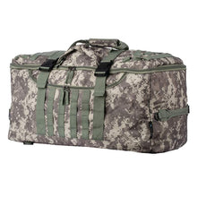 "Load image into Gallery viewer, Extreme Pak™ 24"" Digital Camo Tote/Backpack"