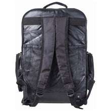 Load image into Gallery viewer, Embassy™ Italian Stone™ Design Genuine Leather Trolley/Backpack