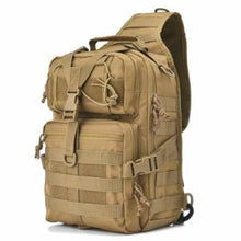 Load image into Gallery viewer, Actical Sling Bag Pack Military Rover Shoulder Sling Backpack EDC Molle Assault Range Bag Everyday out Carry Diaper Bag Carry Bag Small Dyt-003