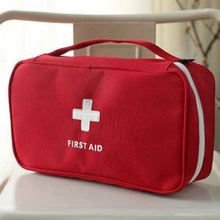 Load image into Gallery viewer, First Aid Bag Emergency Home Outdoor Treatment Rescue Pouch