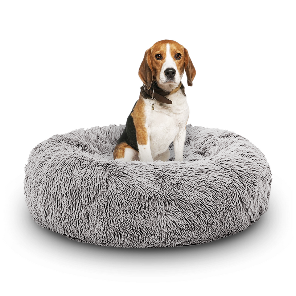 Calming Luxury Donut Cuddler by MODERN PET BEDS™ - Modern Pet Beds