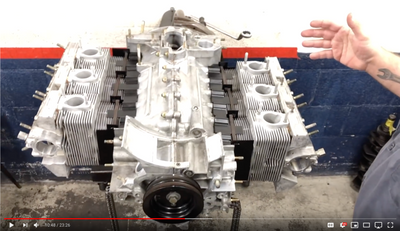 The Smoking Tire – Safari 911 Engine Reassembly