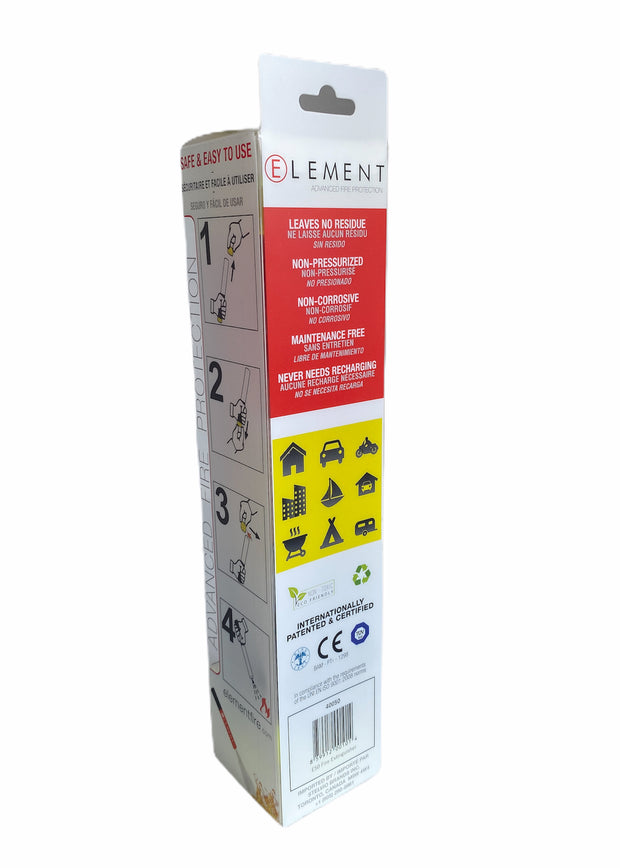 Element Fire - E50 Fire Extinguisher