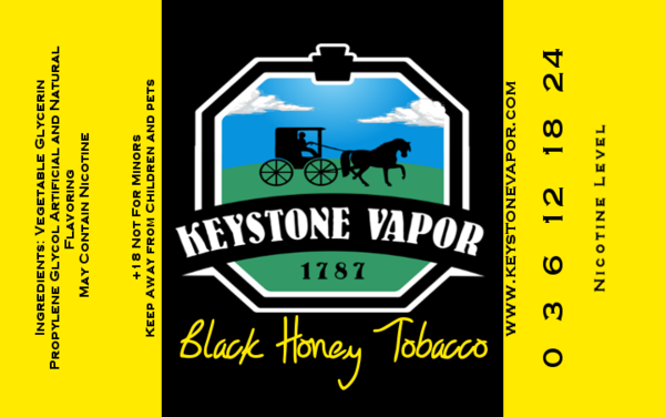 Black Honey Tobacco