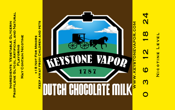 Dutch Chocolate Milk