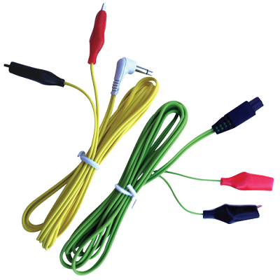 ALLIGATOR CLIP WIRE - BIG CLIPS