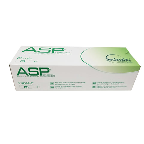 ASP EAR NEEDLES - STAINLESS STEEL