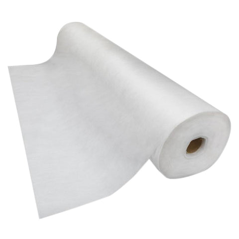 "NON-WOVEN DISPOSABLE TABLE SHEETS WITH FACE HOLE(70"" X 32"")"