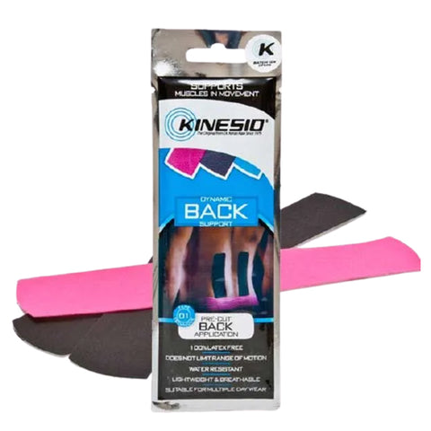 KINESIO PRE-CUT BACK SUPPORT