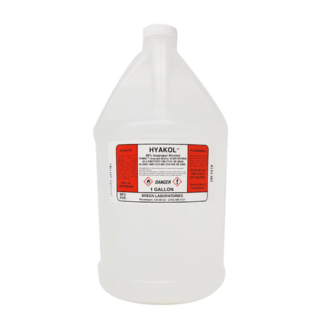 ISOPROPYL ALCOHOL 99% GALLON