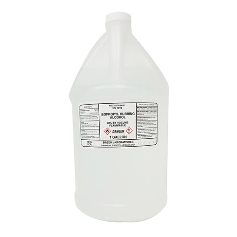 ISOPROPYL ALCOHOL 70% GALLON