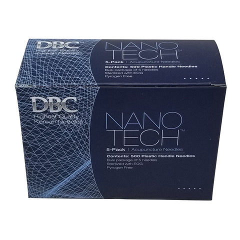 DBC NANO TECH STERILE NEEDLE FIVE PKG