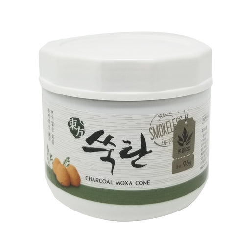 DONG BANG CHARCOAL SMOKELESS MOXA CONE 95GRAM