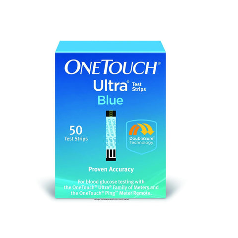 ONE TOUCH ULTRA 2 TEST STRIPS