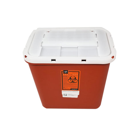 LOCK UP SHARPS CONTAINERS - 2 GALLON