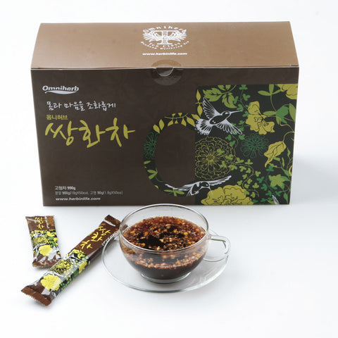 NEW SSANGHWA TEA 쌍화 차 900g 50ea - MADE IN KOREA
