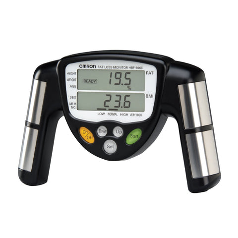 PORTABLE BODY FAT LOSS MONITOR