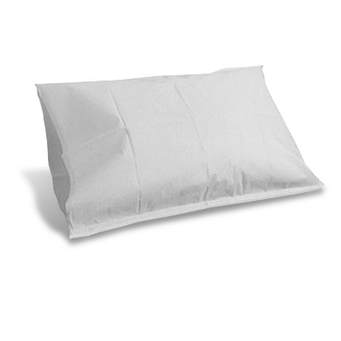 "DISPOSABLE PILLOW CASES 21"" X 30"" 100/BOX"