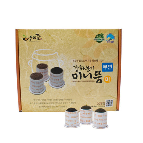SMOKELESS KANG HWA ONG-GI STICK-ON MOXA