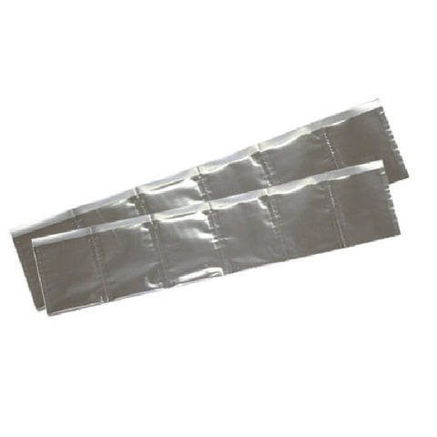ALUMINIUM DRUG PACKING PAPER PKG100 SILVER