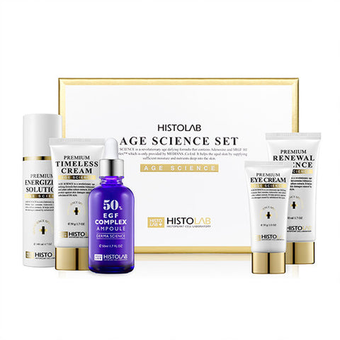 ANTI AGEING SCIENCE SET 주름제거