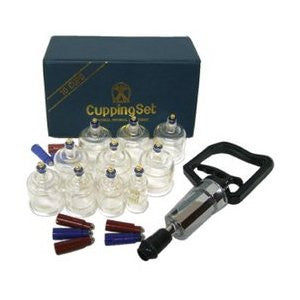 PREMIUM 10 PIECES MAGNETIC CUPPING SET
