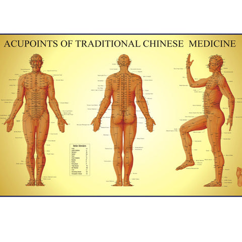 ACUPOINTS OF TRADITIONAL