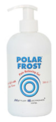 POLAR FROST COLD GEL 17OZ PUMP BOTTLE