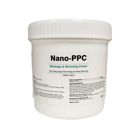 NANO PPC MASSAGE & SLIMMING CREAM 1000ML