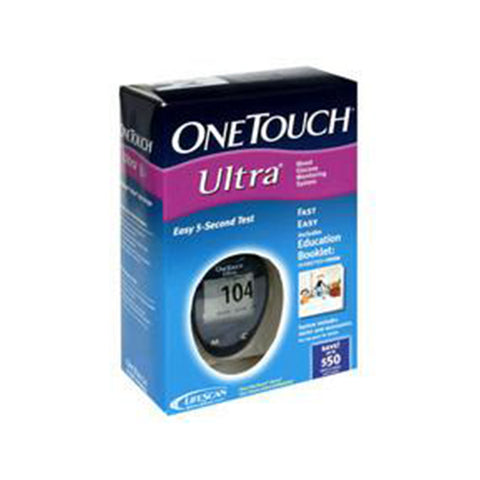 ONE TOUCH ULTRA 2 GLUCOSE MONITORING SYSTEM