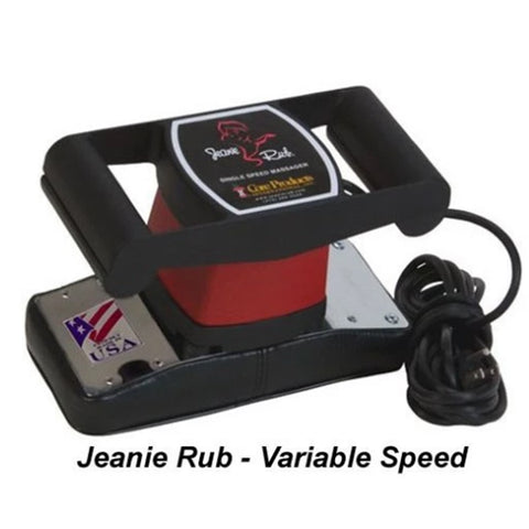 JEANIE RUB  VARIABLE SPEED MODEL