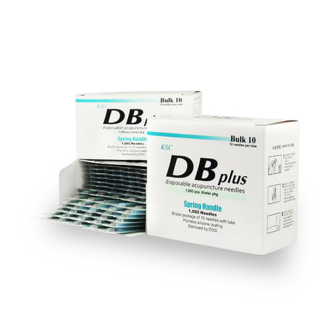 DB PLUS ACUPUNCTURE NEEDLES