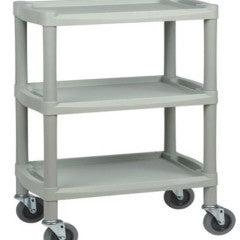 CARTAND Y101B PLASTIC CART - IVORY COLOR