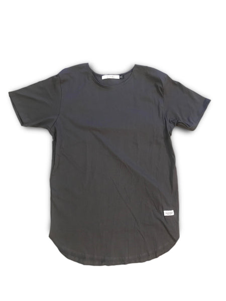 Essentials Wide Crew ( Charcoal )