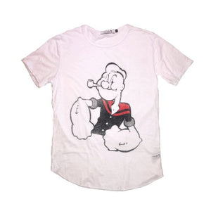Popeye BIG GUNS (White)