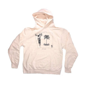 Ace King Hoodie (Off White)