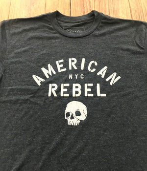 American Rebel New York (Charcoal)